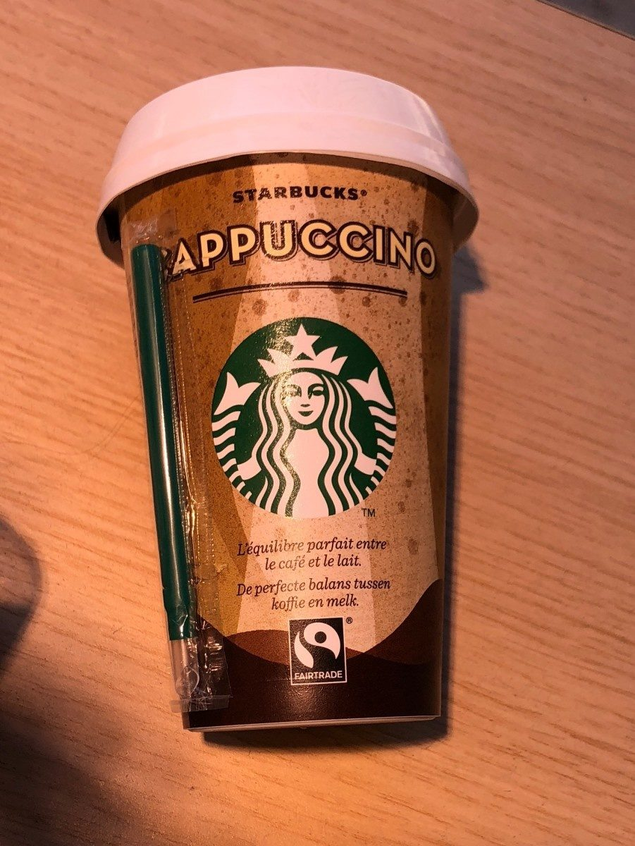 Starbucks Discoveries - Cappuccino - Product