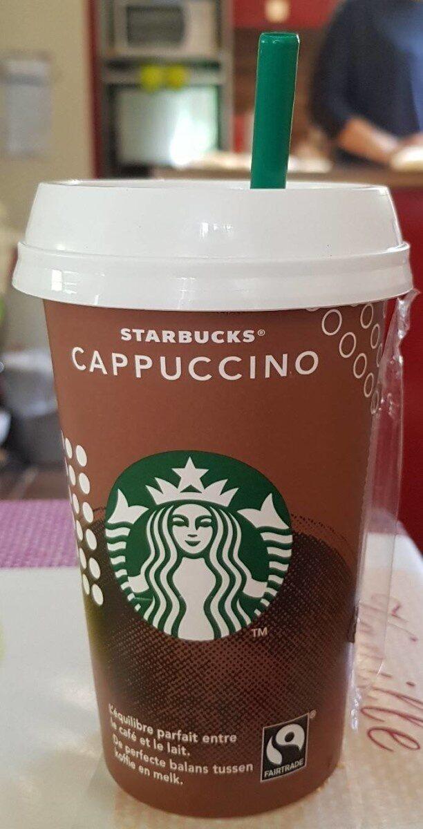 Starbucks Cappuccino - Product - fr