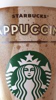 Starbucks Cappuccino - Ingrediënten - fr