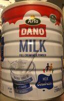 Dano - Lait entier en poudre - Product - en