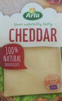 Cheddar - Product - es