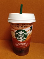 Starbucks Discoveries - Noisette Macchiato - Product