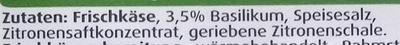 Arla Buko Basilikum - Ingrediënten - de