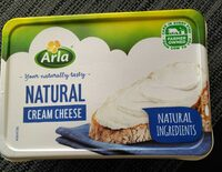 Natural cream cheese - Product - es