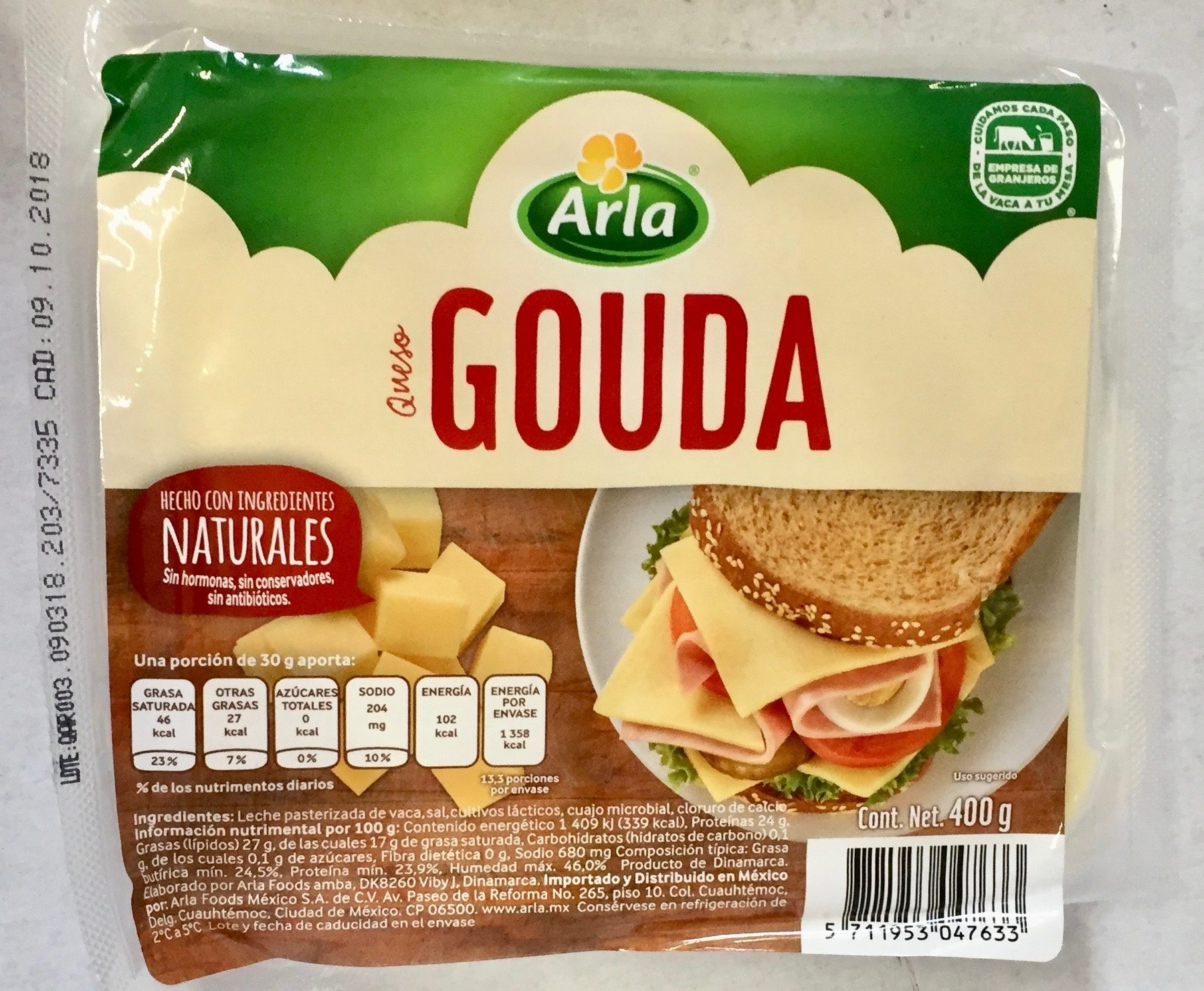 QUESO GOUDA - Product