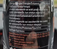 Arla protein chocolate milk drink - Voedingswaarden - es