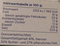 Kærgården mit 15% Skyr - Voedingswaarden - de