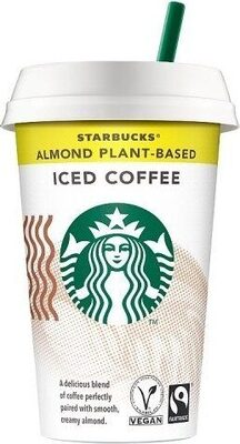 Fairtrade Almond Plant-Based Iced Coffee - Product - fr