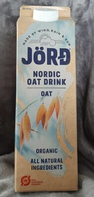 Nordic Oat Drink - Product - en