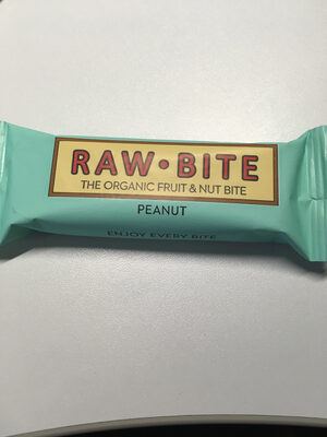 Peanut bar - Product - fr