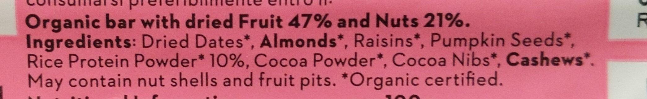 Protein - Ingredients - en