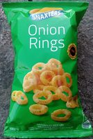 Snaxters Onion Rings - Product