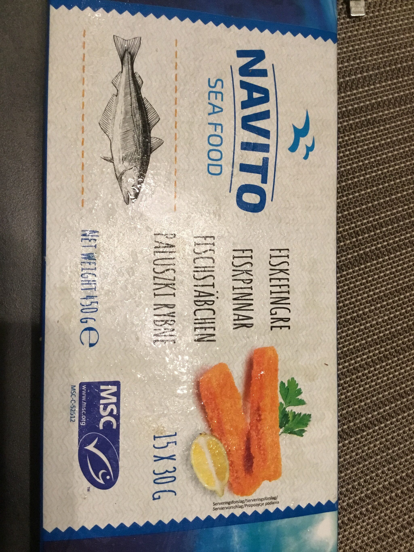 Fischstäbchen - Product