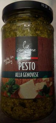 La Campagna Pesto alla Genovese - Product - da
