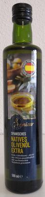 Premieur Spanisches natives Olivenöl extra - Produkt - de