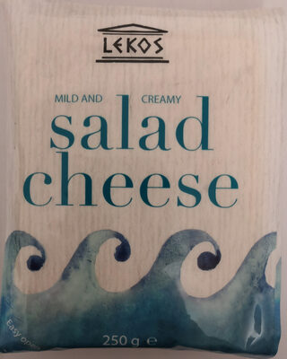 Lekos Salad Cheese - Product