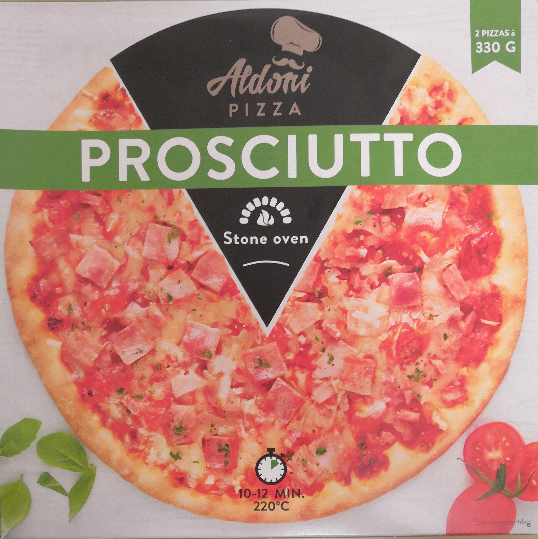 Aldoni Pizza Prosciutto - Produit
