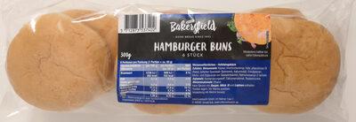Hamburger Buns - Product - de