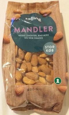 Mandler - Produit - da
