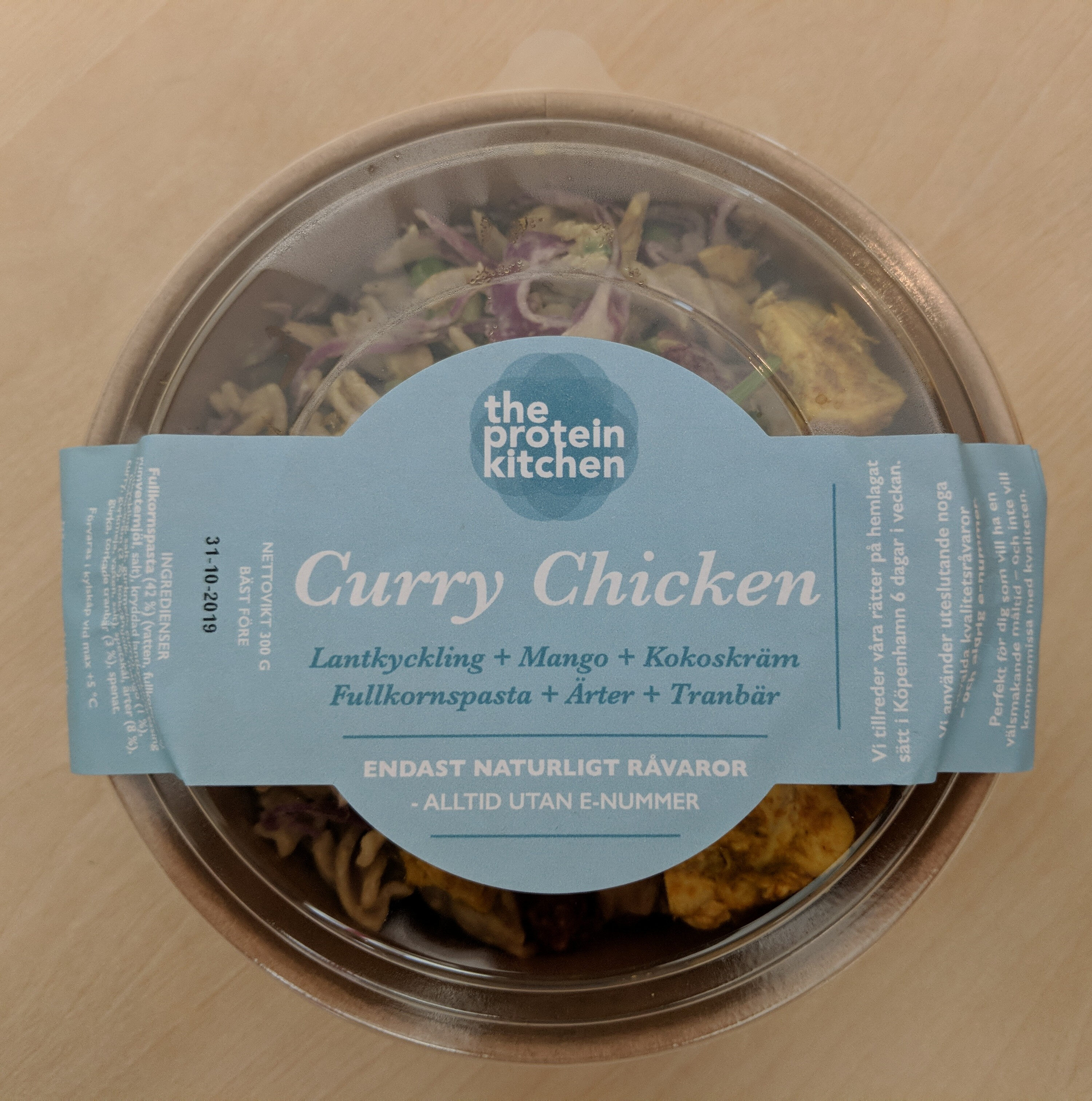 Curry Chicken - Product