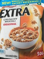 Extra Crunchy Muesli Original - Product - fr