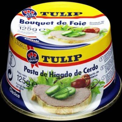 Bouquet Foie 125G Tulip - Produit - fr