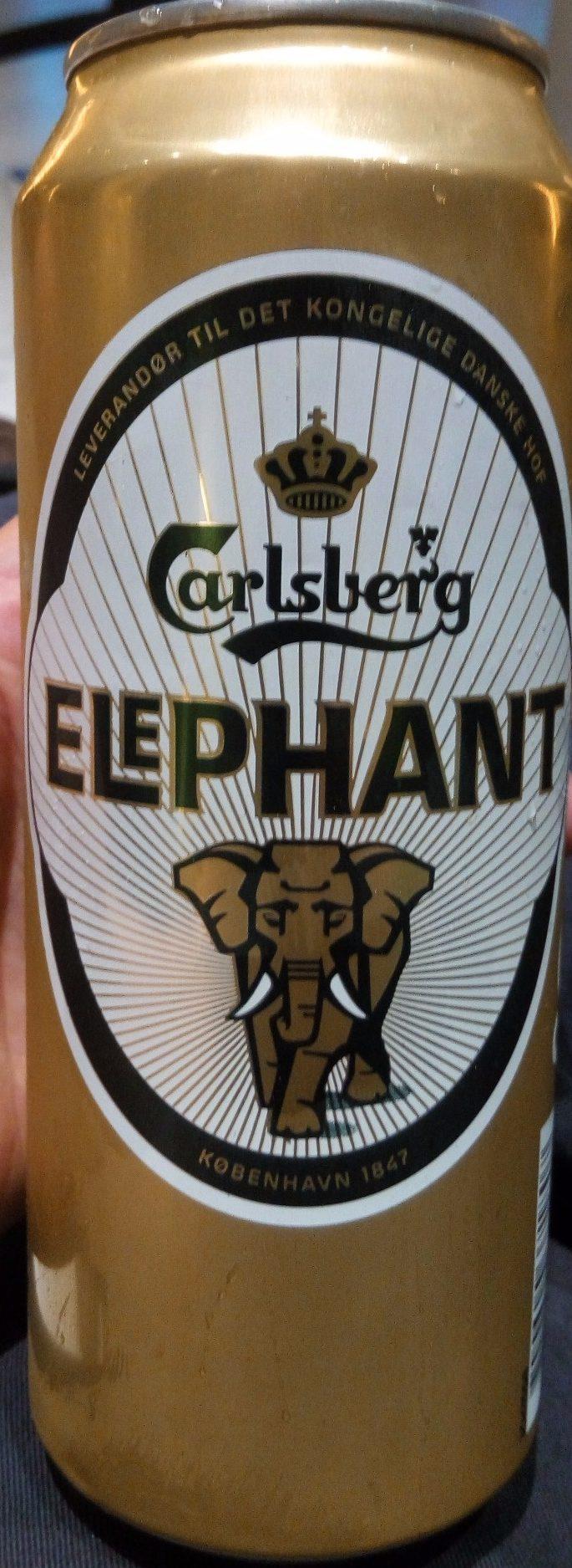 Elephant - Produkt - da