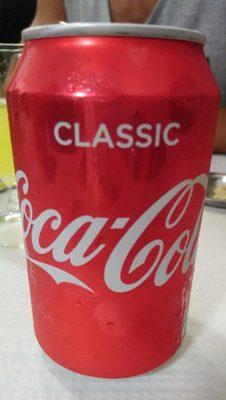 Original Taste Coca-Cola - Produkt - da