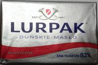 Duńskie masło - Produkt - pl