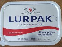Roomboter met Koolzaadolie, ongezouten - Product - nl