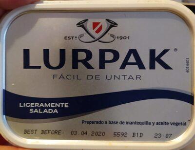 Mantequilla - Produit - en