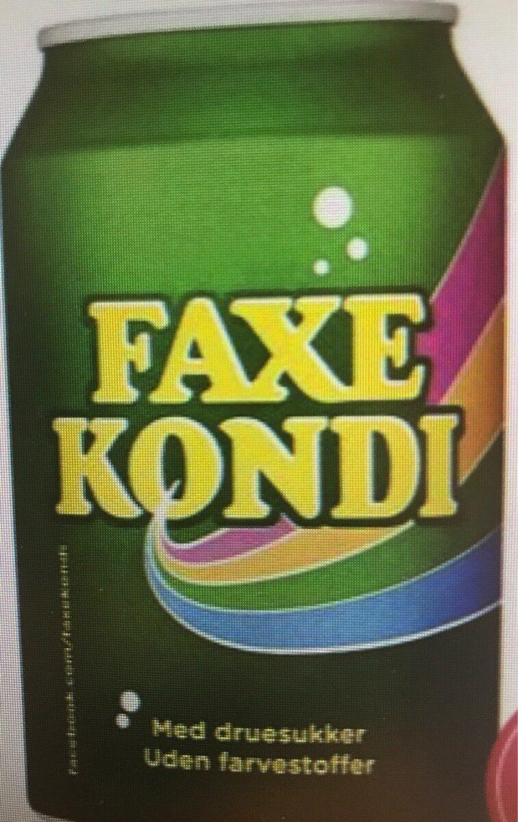 Faxe Kondi Soda - Produit