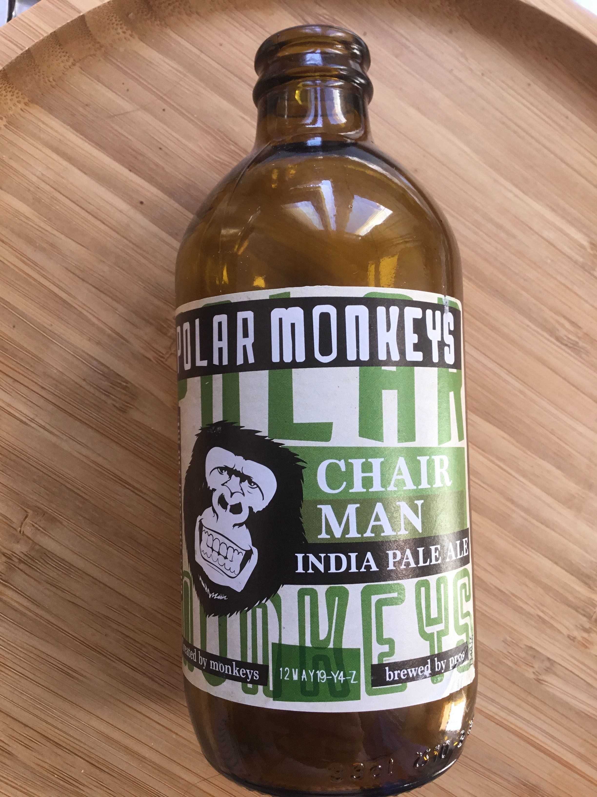 Polar monkeys chairman ipa - Product - en