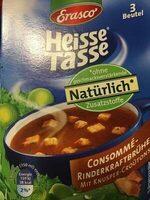 Consommé-Rinderkraftbrühe - Product