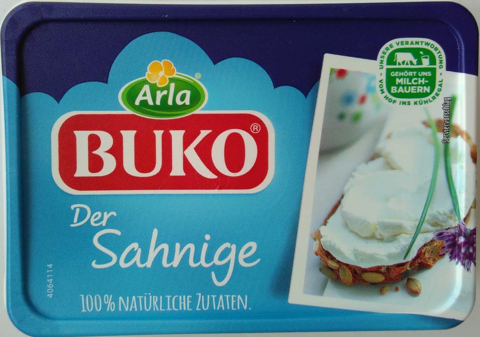 Buko Der Sahnige - Produit - de