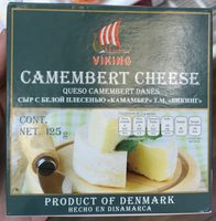 Camembert Cheese - Product