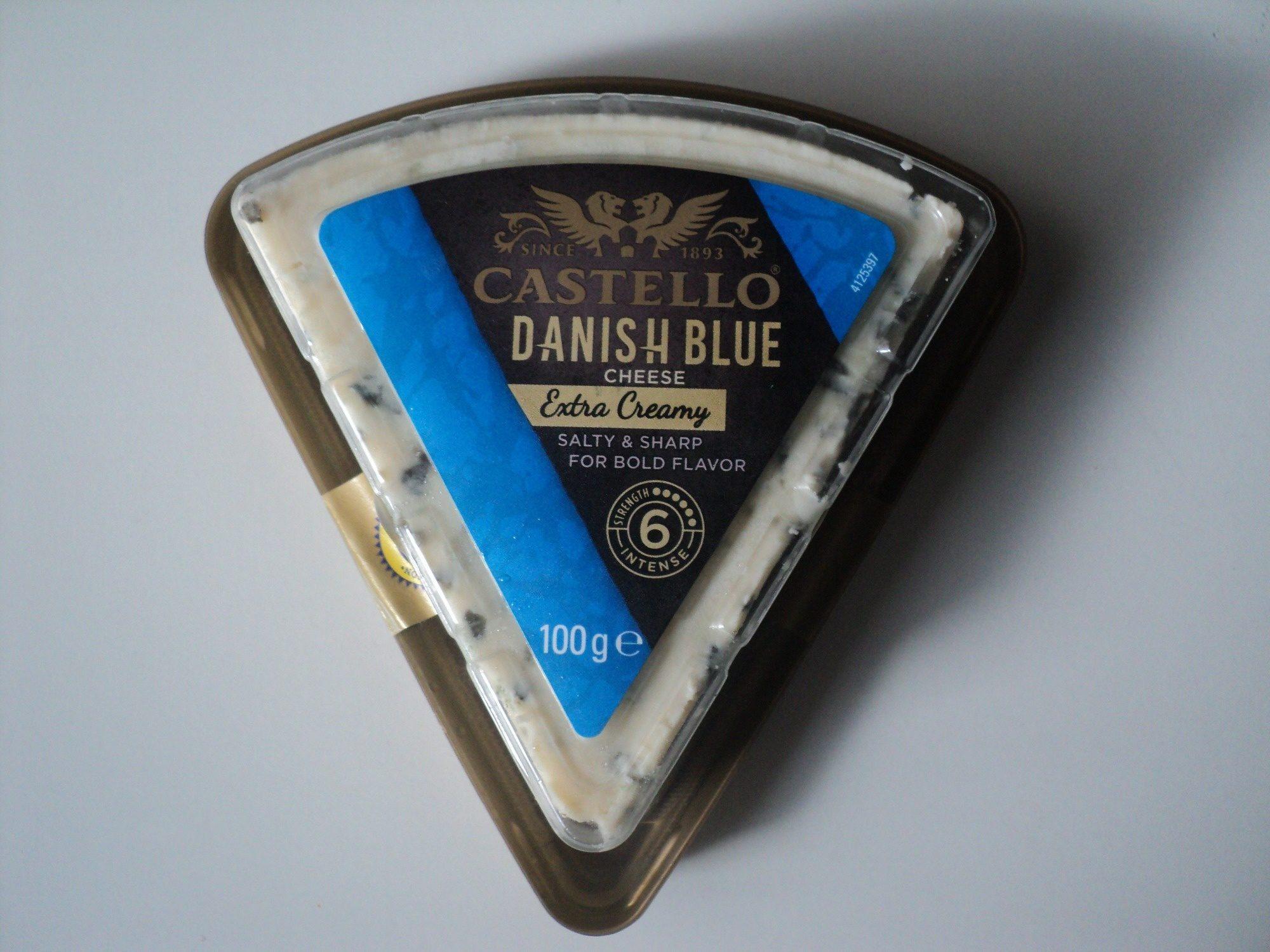 Castello Danish Blue cheese - Product - ro