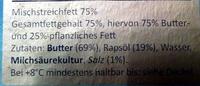 Kaergarden Arla - Ingredients - de