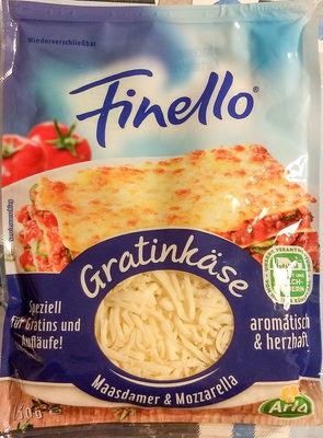 Finello Gratinkäse - Arla - 150 G - Product - de