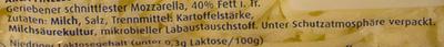 Finello - Ingredienti - de