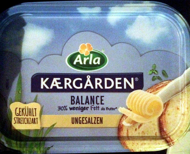 Kærgården  Butter Balance ungesalzen - Product - de