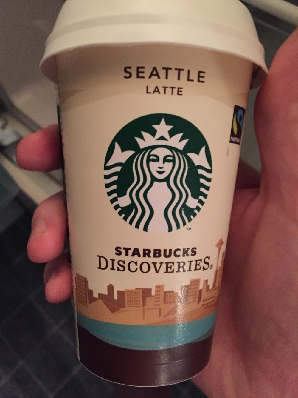 Caffè latte - Product - fr