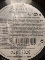 castello - Ingrediënten - en