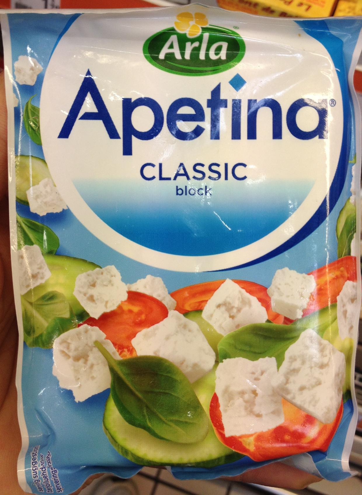 Apetina Classic block - Product - fr