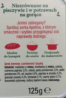 Serek kremowy z pomidorami i bazylią - Składniki - pl