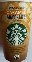 Caramel macchiato - Product