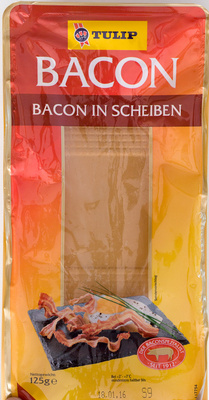 Bacon in Scheiben - Produit - de