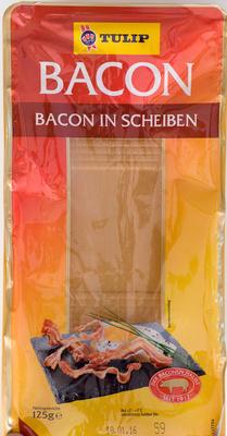 Bacon in Scheiben - Produkt