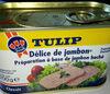 Délice de jambon - Préparation à base de jambon haché - Prodotto