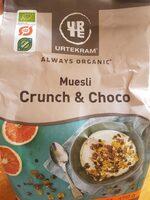 Muesli Crunch & Choco - Product
